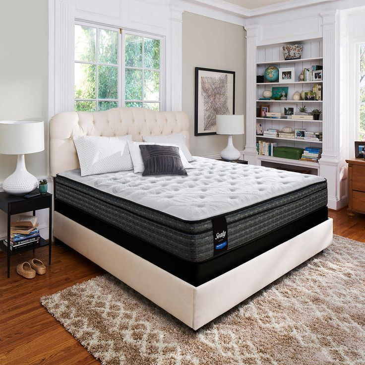 Sealy Posturepedic Moderno Twin Mattress Sealyposturepedic
