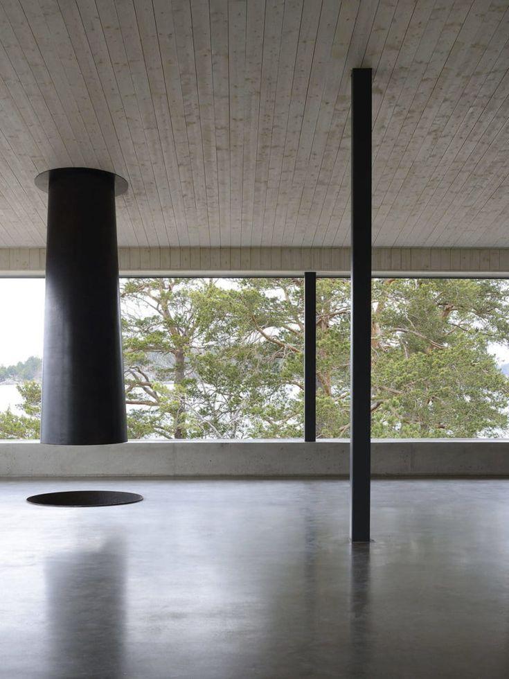 Haus im Stockholmer Schärengarten von Arrhov Frick Architect office