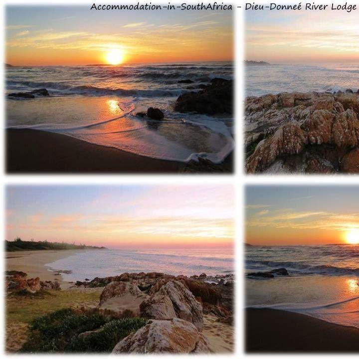 Beautiful beaches. Dieu-Donneé River Lodge. http://www.accommodation-in-southafrica.co.za/KwaZuluNatal/PortShepstone/DieuDonnee.aspx