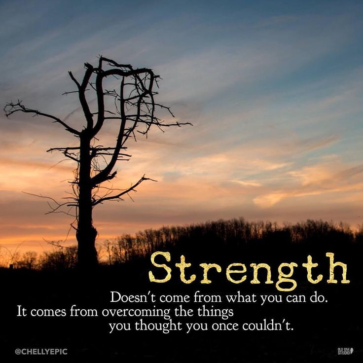 Strength doesn't come from what you can do. It comes from overcoming the things you thought you once couldn't.  - Rikki Rogers  @chellyepic | photo by Jill Evans @jillersley #oldoakstudio