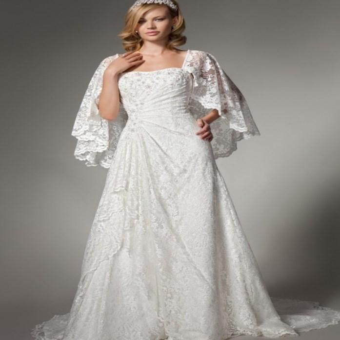 Renaissance Wedding Dresses Plus Size: Plus Size Short Wedding Dresses Beach 2016