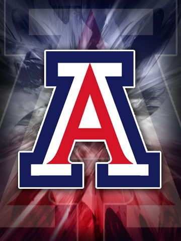 U of A.. Love this design!