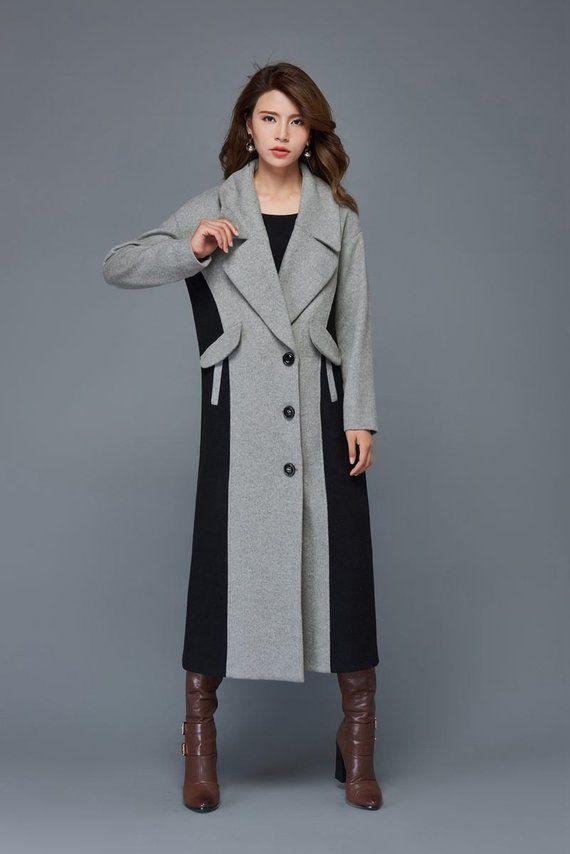 45f23e00d87 Maxi coat