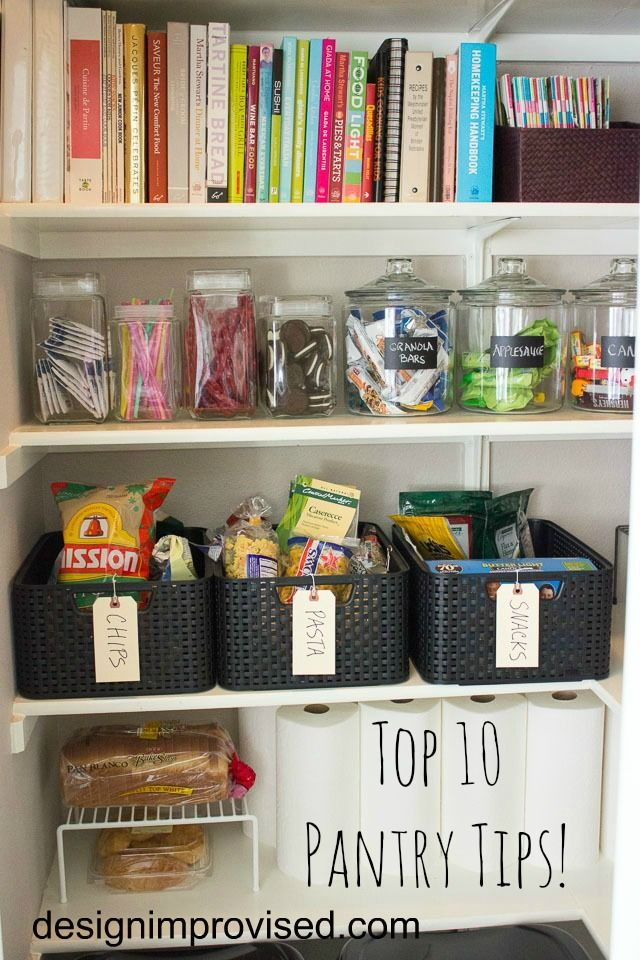Creating a SANE haven of your kitchen.  #organizedkitchen