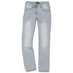 Vêtements Jean Fille coupe droite poches Bleach du 10 ANS au 16 ANS, Jean Fille coupe droite 5 poches.  - Uni...www.shopwiki.fr ! #jean_fille #slim_fille #vetement_enfant