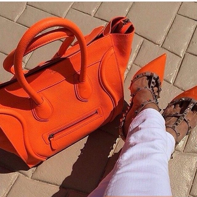 @bombshelllooks  #bombshells #bombshelllooks #valentino #designerfashion #highheels #orange #celine #expensive #cash #money #rich #wealth #wealthy #love #lovely #girl #glam #glamour #pic #picoftheday #photooftheday #anastasiabeverlyhills #pretty #likes #tags #follow #followus #boss #bosschicks