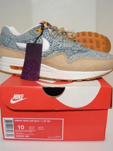 SS Ltd Edt: NIKE AIR MAX 1 ® QS Liberty x sz: 36 T/M 44.5