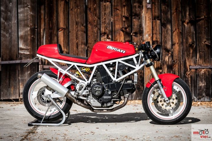 Cafe Racer Moto Sport