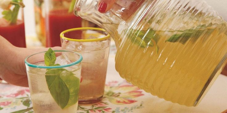 The drinks literally pack a punch and make the party.