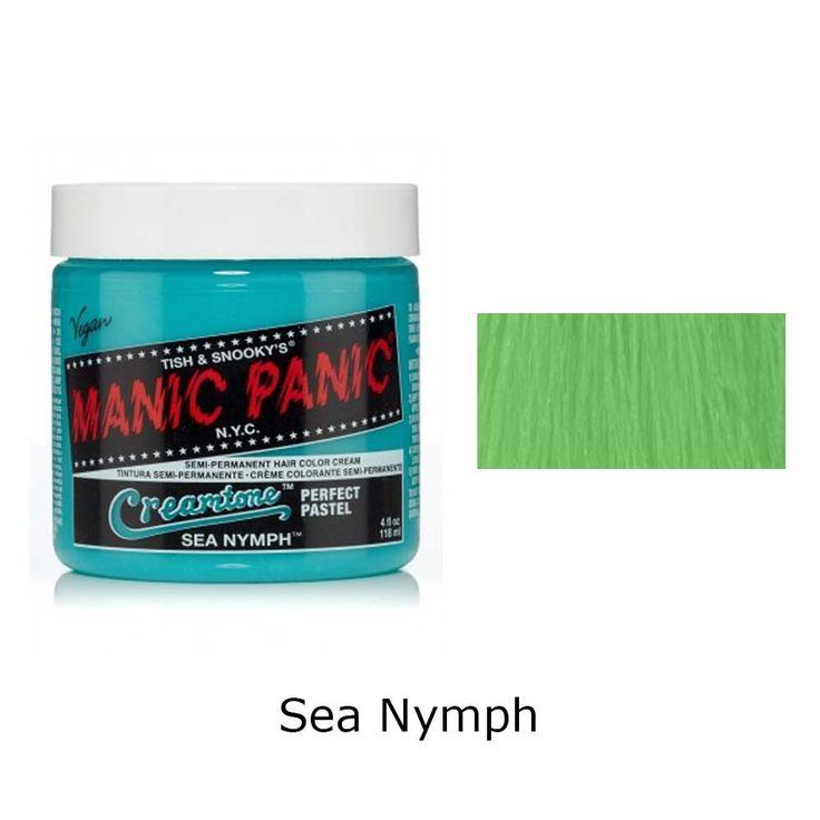 Manic Panic Sea Nymph, Creamtone semi permanente haarverf - Manic Pani
