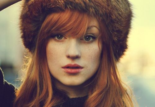love redheaded people