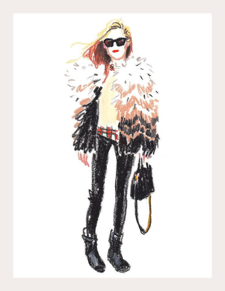 New York Fashion Week | Snap Sketch - NYTimes.com
