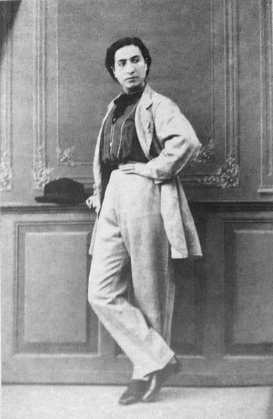 Anita Garibaldi (1821 – 1849), revolucionária.