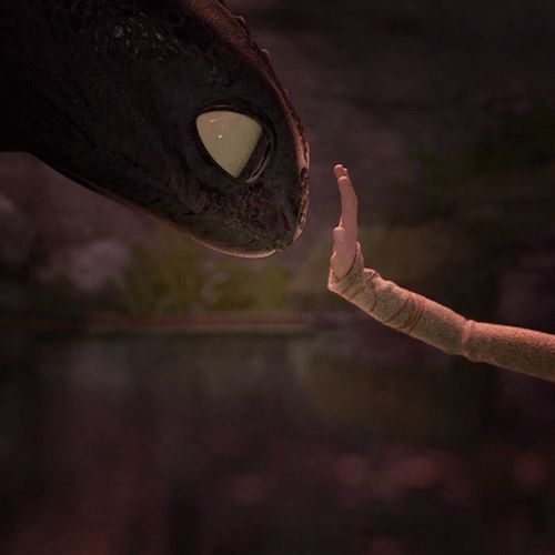 """Favorite moment in """"How to Train Your Dragon""""!"""