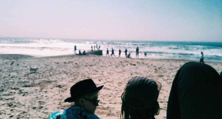 A day watching the surfing, Port Elizabeth