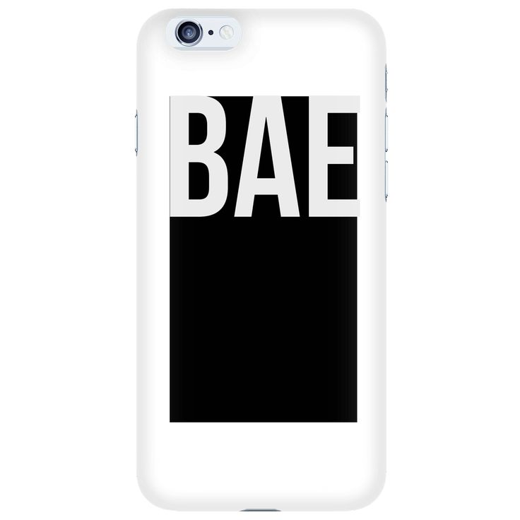 BAE iPhone 6/S Case by Urban Trends Apparel.