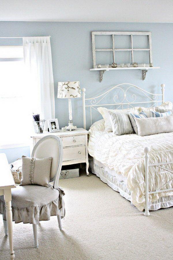 Schlafzimmer Im Shabby Chic Wohnstil. die besten 25+ shabby chic ...
