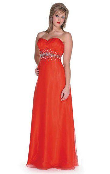 Astra Formal - Karishma 3504   Size 24 Red