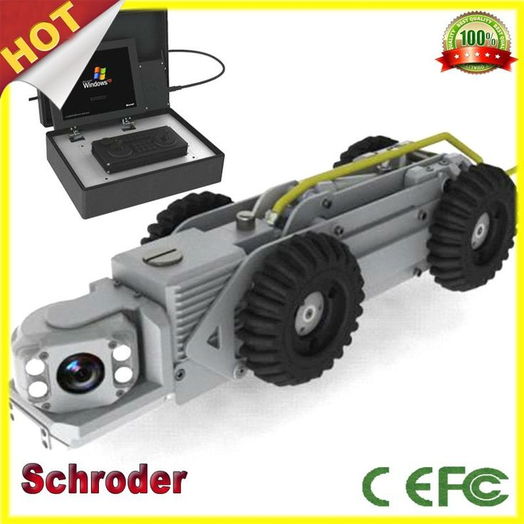 Sewer Camera For Sale >> Underground Inspection Camera / Drain Inspection Robot ...