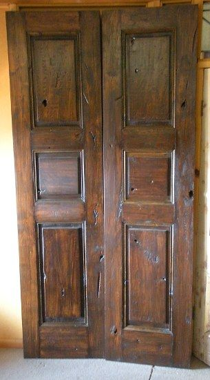 Front doors interiors and country on pinterest for Country french doors