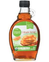 Organic Maple Syrup - Simple Truth #imabzzagent