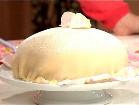 Sébastien Boudets prinsesstårta!