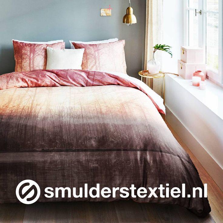 #beddinghouse #woodlake #terra #koraal #roze #dekbedovertrek #beddengoed #slaapkamer # #bedroom #slapen #homestyle #home #interieur #woonideeen #wooninspiratie #inspiratie #wonen