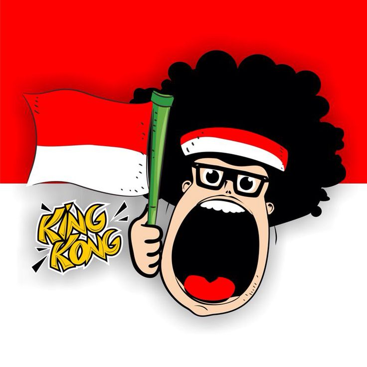 17 August 1945 - 2014   Happy Independence Day INDONESIA!! MERDEKA!! #indonesia #happy #indepedence #day #days #69 #69th #keripik