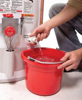 Extending the Life of Your Hot Water Heater: House Maintenance, Heater Life, Ideas, Waterheater, Cleaning, Water Heater, Hot Water, Diy, Extended Water