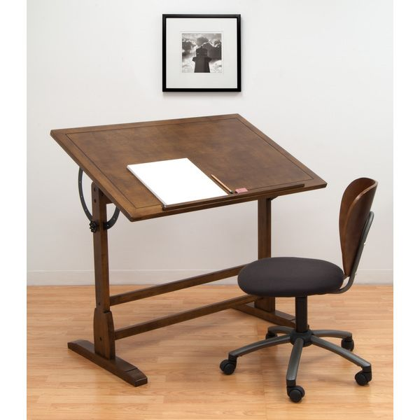 Studio Designs 42-inch Vintage Drafting Table   Overstock.com Shopping - The Best Deals on Drafting Tables