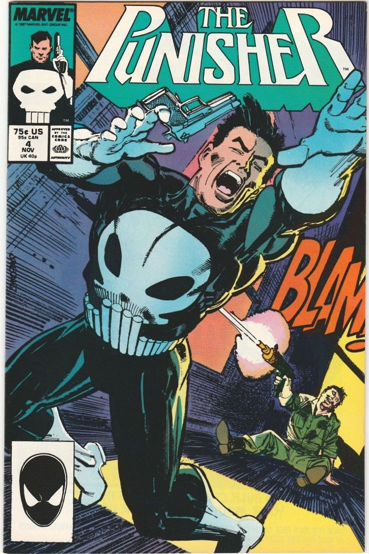 Punisher #4 VF/VF- 1987 Marvel Comics 1st app Micro Chip key appearance: $3.79 End Date: Saturday Mar-24-2018 11:14:14 PDT Buy It Now for…