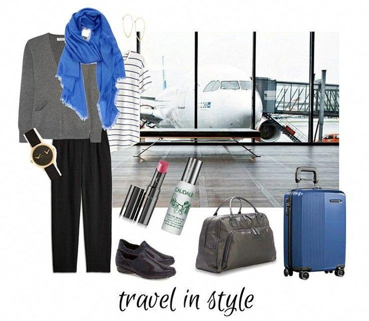 travel clothes airport #TravelClothes
