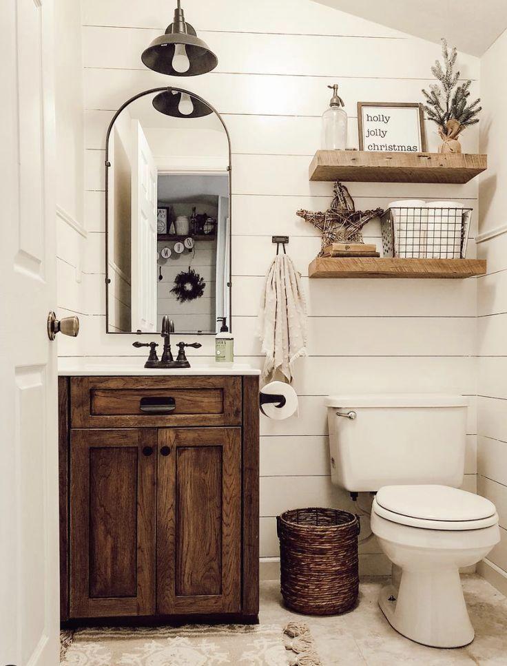 Rustic Bathroom Decoration Rustic Bathroom Designs Bathroom Design Small Bathroom Makeover