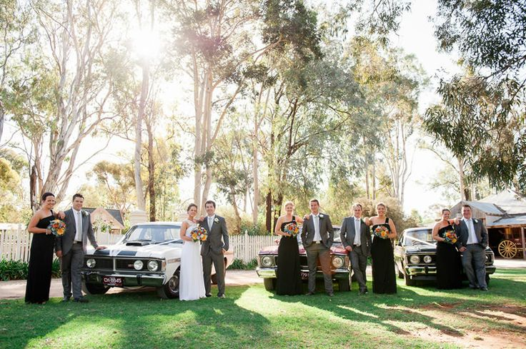 The Pioneer Settlement Swan Hill is a great location for ceremonies, receptions and bridal party photos. http://www.pioneersettlement.com.au/