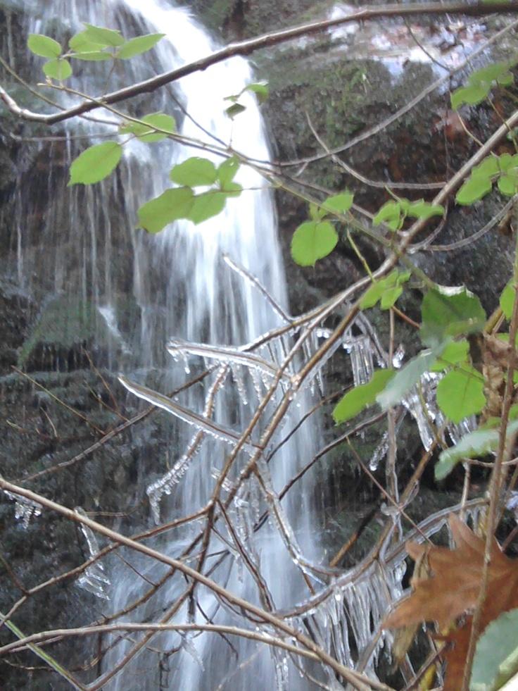 ice, water & nature