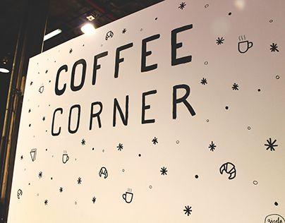 COFFEE CORNER - Feria Habitat Valencia 2016