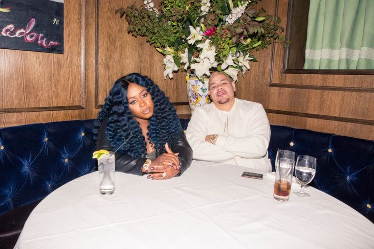 Fat Joe and Remy Ma On Their Music, Prison Time, and More: When your bookings manager calls and asks you if you want to go eat pasta with Fat Joe and Remy Ma—as in *the* Fat Joe and Remy Ma (who are headlining tonight at Powerhouse 2016 at the Barclays Center)—at Carbone, you enthusiastically agree really fast. | Coveteur.com