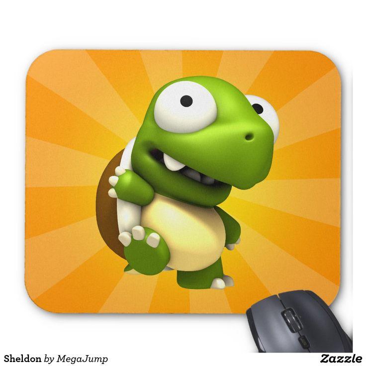 Sheldon Mouse Pad. Regalos, Gifts. #mousepad