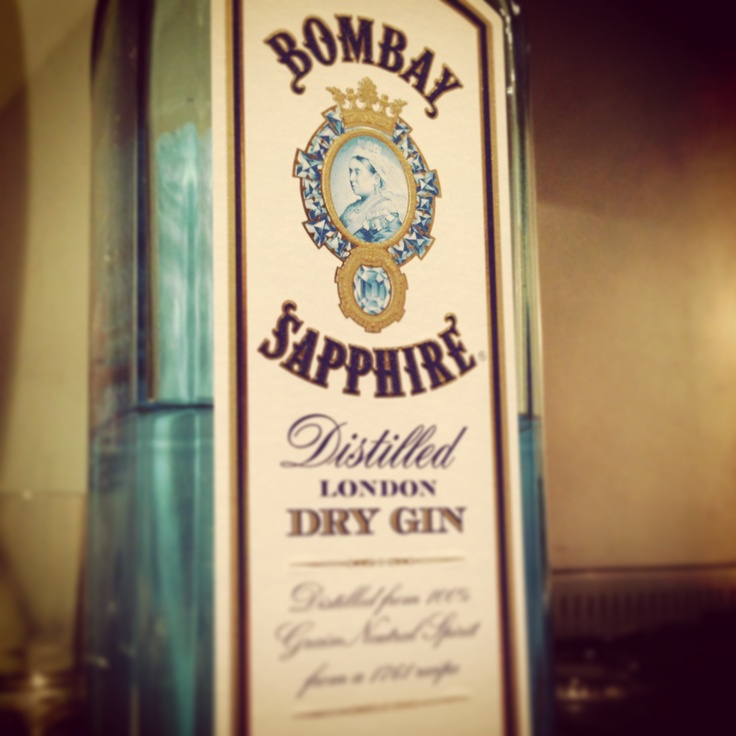 #bombay #saphire #gin