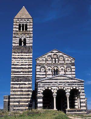 Basilica di Saccargia (1116), Codrongianos, Sassari, Sardinia