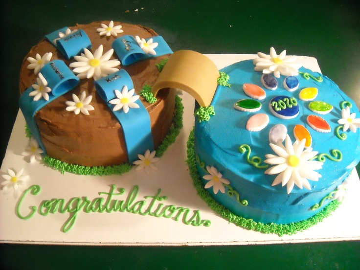Girl Scout cake!: Cupcakes Ideas, Cakes Couture, Cakes Cupcakes, Scouts Cakes, Cakes Food, Cakes Ev Ideas, Cakes Bak, Daisies Cakes