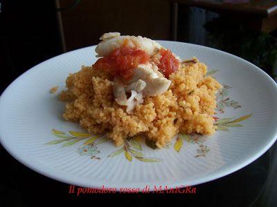 Il Pomodoro Rosso di MAntGra: Zuppetta di pesce e cous cous