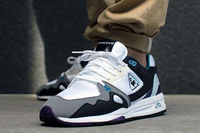 LE COQ SPORTIF R1000 PACK AT ASPHALTGOLD | Sneaker Freaker