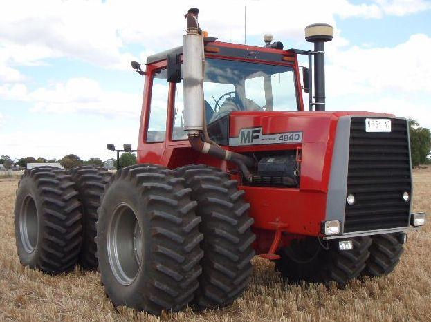 Afbeeldingsresultaat voor massey ferguson 4840 tractor