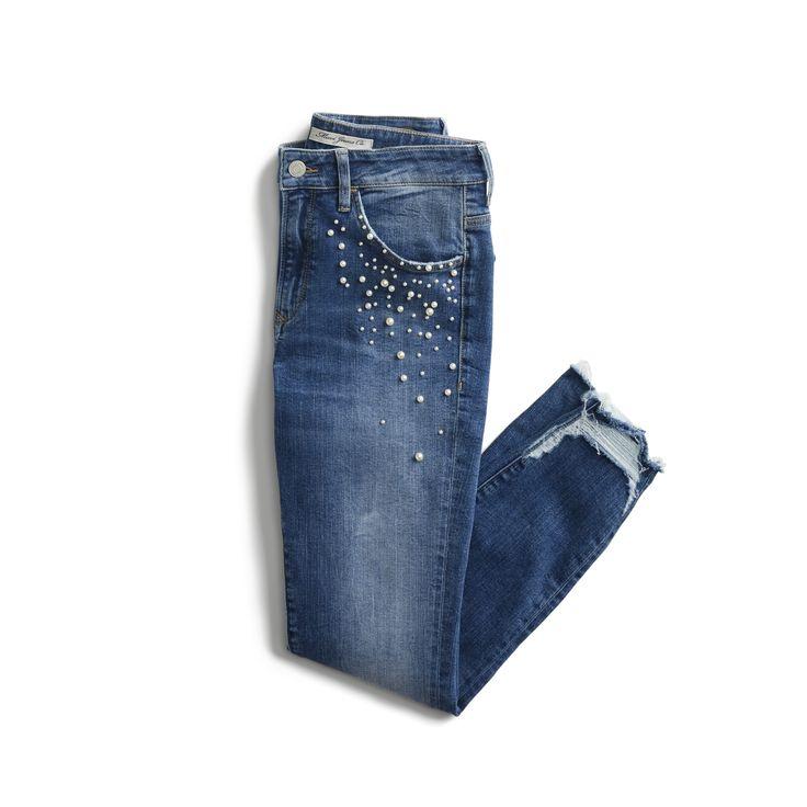 Stitch Fix Spring Stylist Picks: Embellished jeans