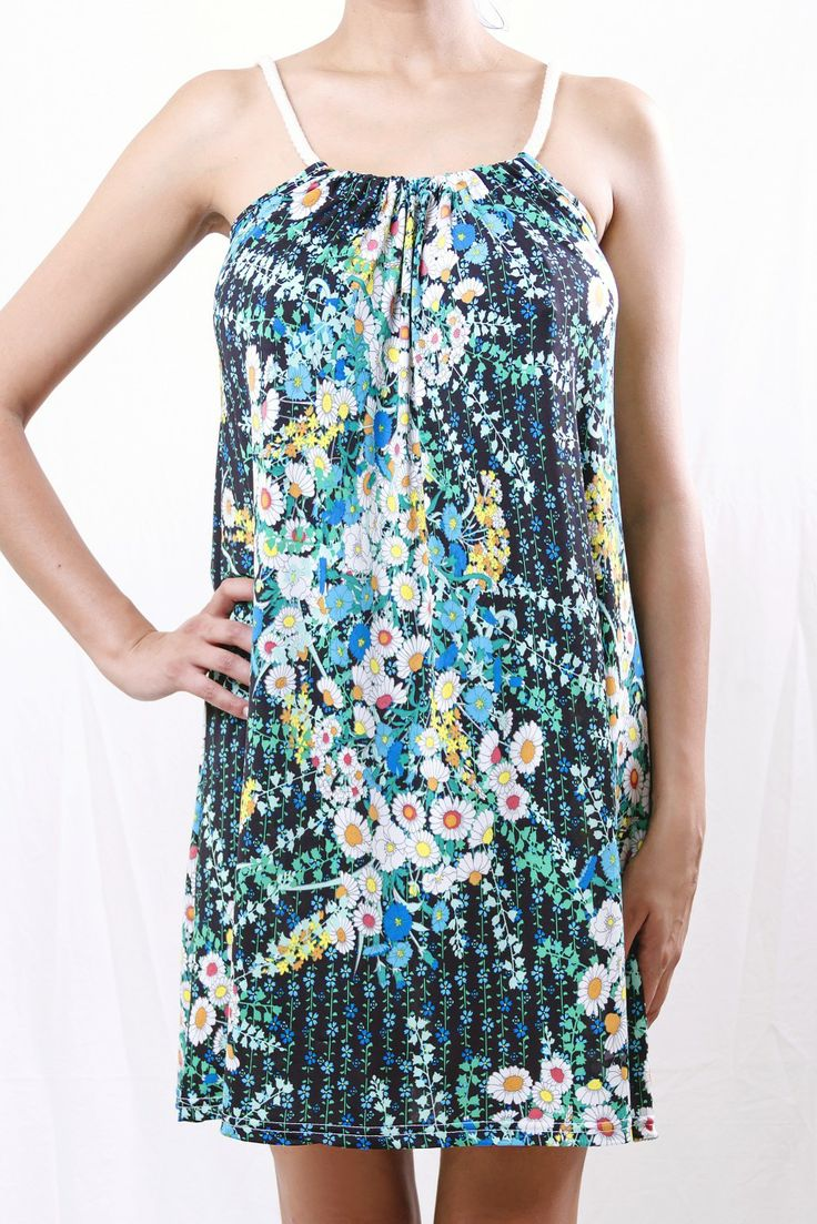 Logo Tees, pastel chick and floral madness in Anel Fashion's S&S14 collection of womens' clothing!