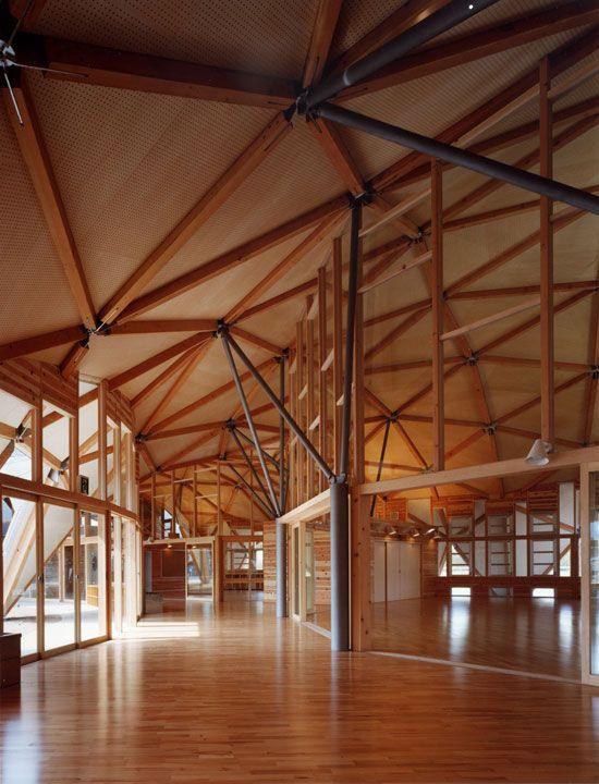interior of bubbletecture M (a kindergarten in Shiga, Japan) : by shuhei endo architect institute