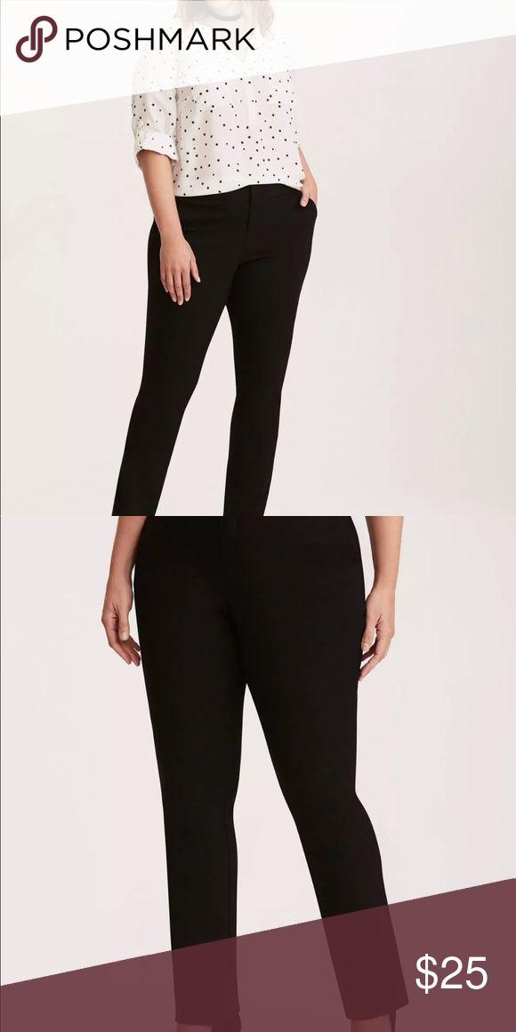 7dea3d8a4ba01 Torrid delux strec pants size 12 - 14- 22 size NWT | Torrid, Straight leg  pants and Legs open