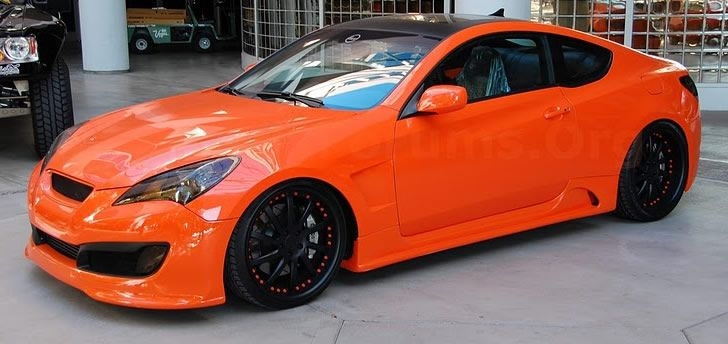 Tricked Out Showkase - Super Clean Hyundai Genesis Coupe