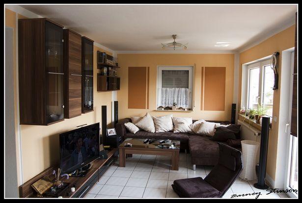 Farben Fur Wohnzimmer Ideen Wandgestaltung Wohnzimmer